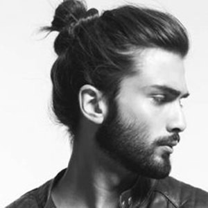 The Beard And Man Bun